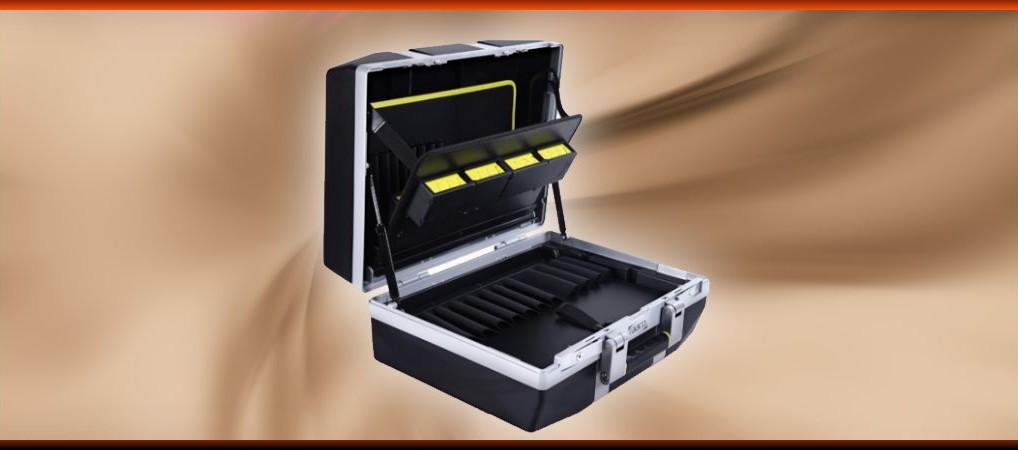 Der Ultimative Koffer von Raaco